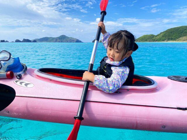 カヤックde島ピクニック1日ツアー
