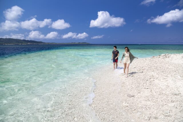 西表島 バラス島