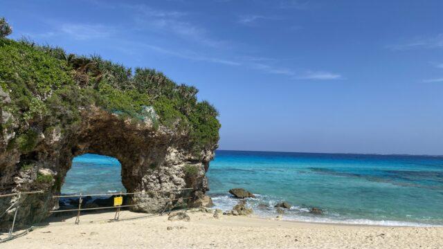 宮古島 砂山ビーチ
